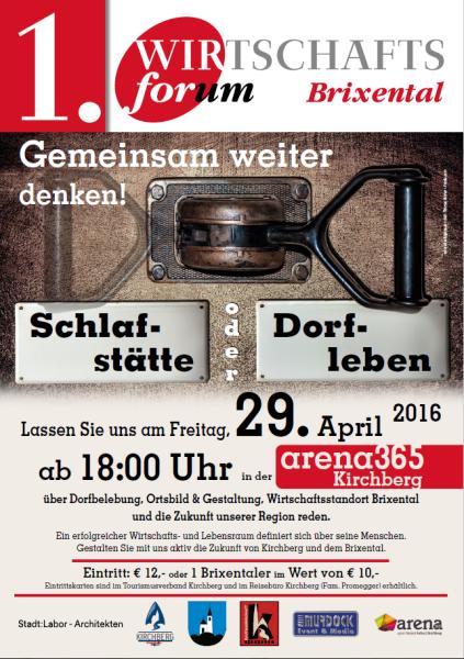 Plakat_Wirtschaftsforum 2016