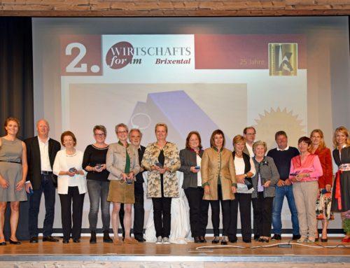 2. Wirtschaftsforum Brixental
