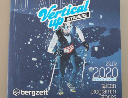 10 Jahre Streif Vertical Up Kitzbühel
