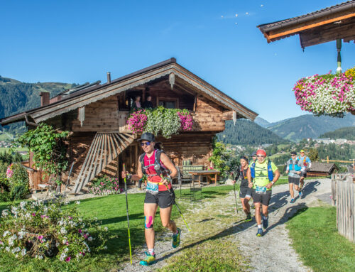 Trailrunning in Kitzbühel